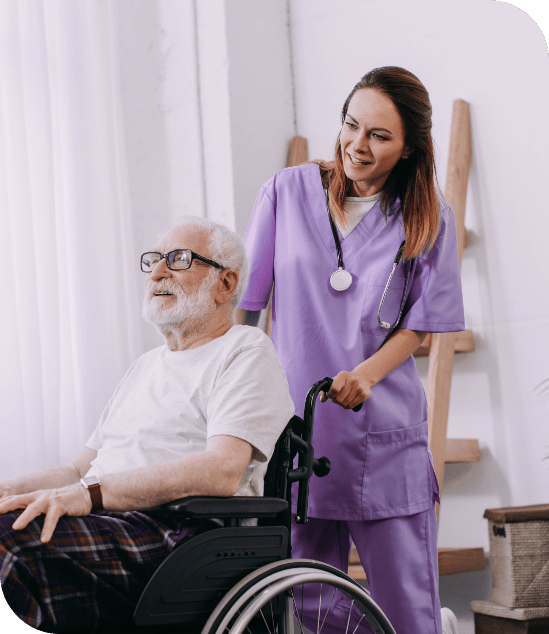 How we support our patients